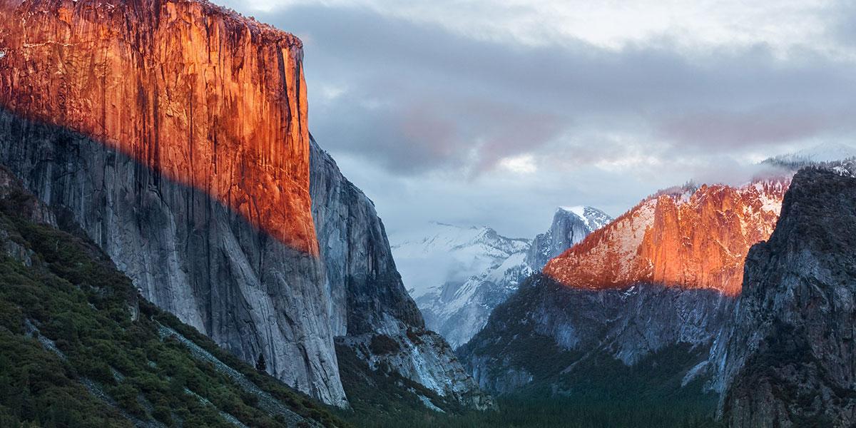 MacBook Pro 最美山脉摄影